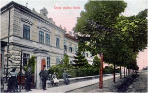 Osnovna Skola Ivan Goran Kovacic đakovo Povijest